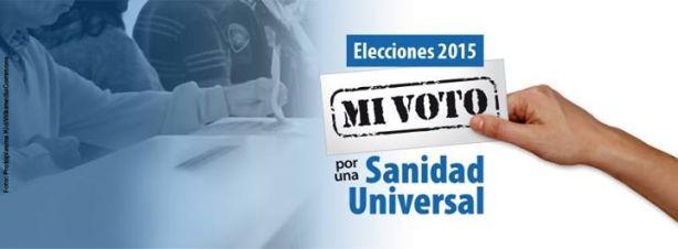 Campaña de MdM pola sanidade universal